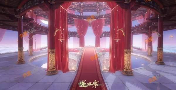 逆水寒结婚系统10月19日上线_适合举行婚礼地点推荐