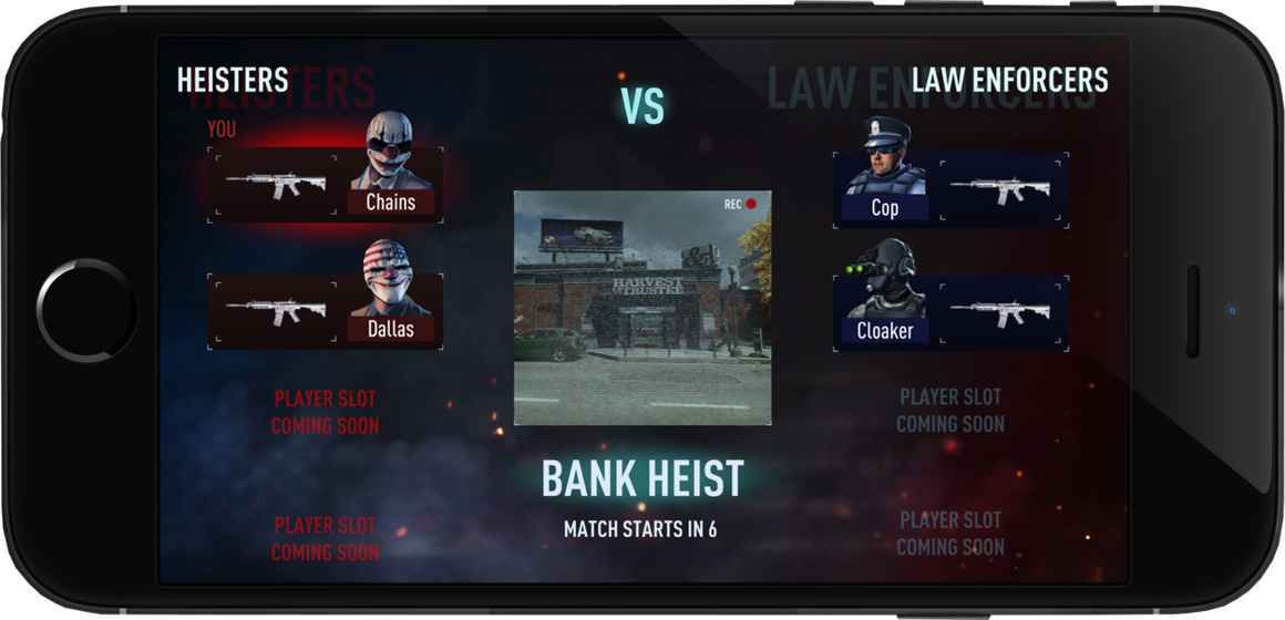payday crime war图5