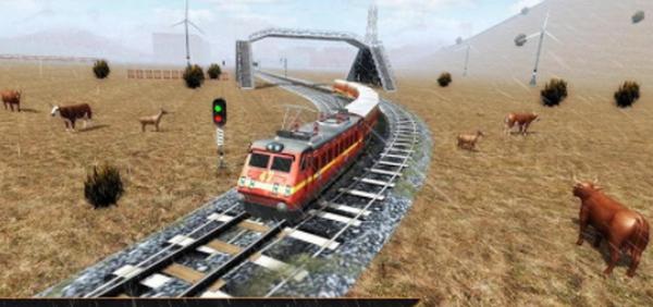 列车驾驶模拟器2018图1