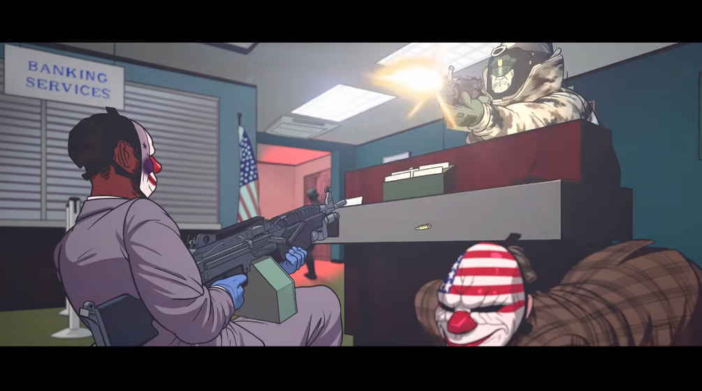 payday crime war图4