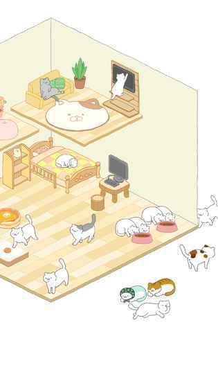 猫咪很可爱 可是我是幽灵图3