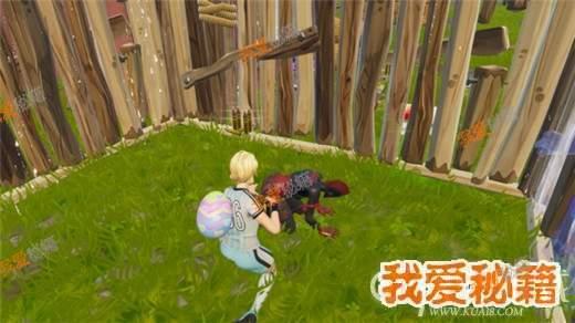 堡垒之夜在不同局中救助一名玩家攻略