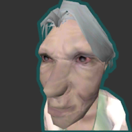 恐怖奶奶的吻