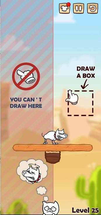 savecat拯救小猫第25-30关图文通关攻略