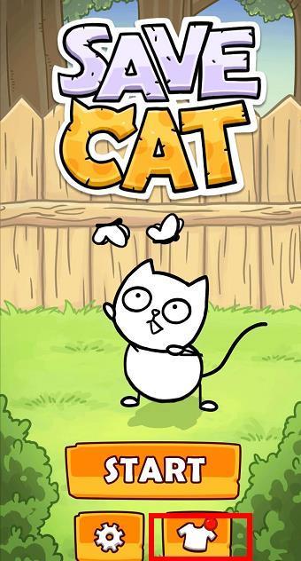 savecat拯救小猫第21-30关正确画法分享