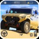 卡车驾驶:沙漠驱动游戏