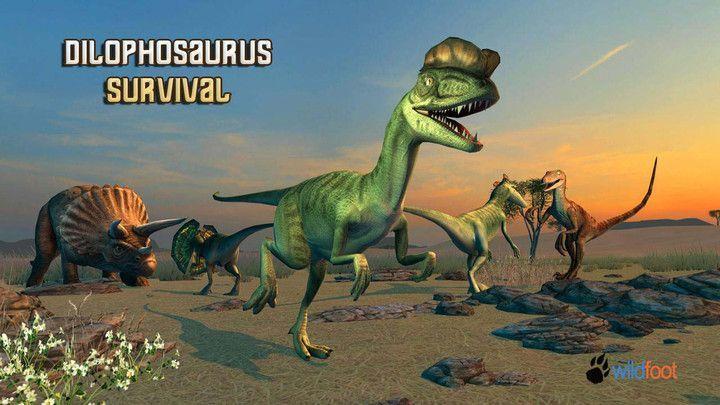 荒野恐龙生存图2