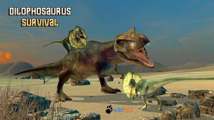 荒野恐龙生存图3