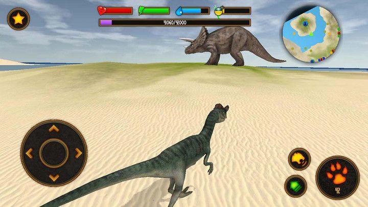 荒野恐龙生存图1