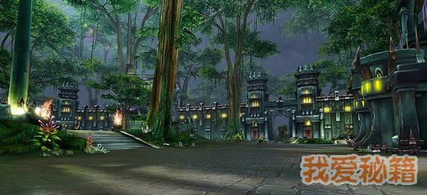 我叫MT4新地图妖精森林介绍