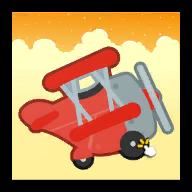 飞扬的飞机