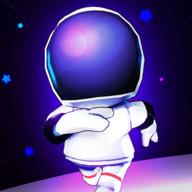 太空奔跑螺旋英雄