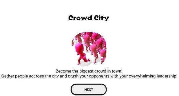 类似拥挤城市的游戏