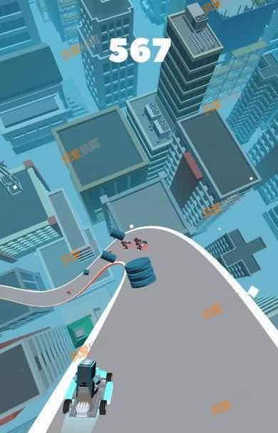 空中开车的游戏是什么游戏_crash out游戏介绍
