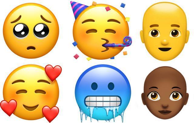 2018年苹果新增emoji表情大全[多图]图片图片
