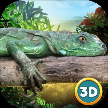 蜥蜴模拟器3d