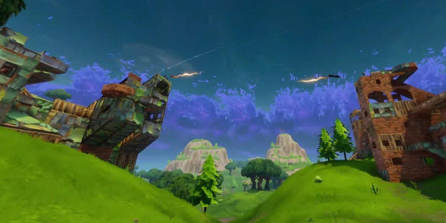 堡壘之夜PVE模式入門攻略