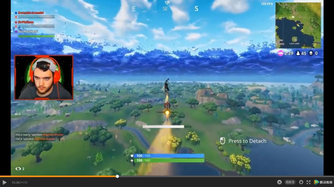 骑火箭飞行视频攻略