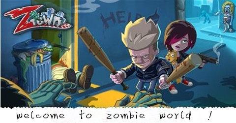 好玩的打僵尸游戏合集