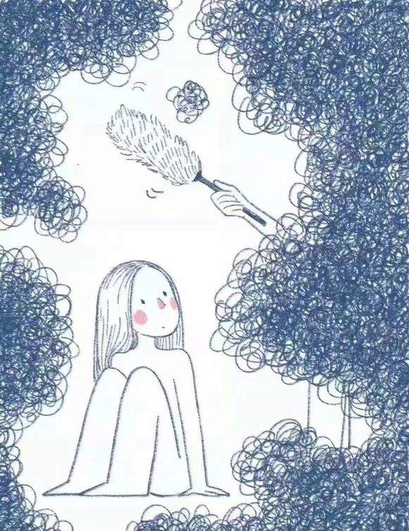 抖音七夕爱情故事漫画高清原图分享