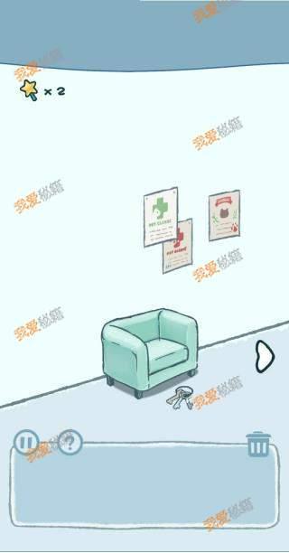 天天躲貓貓第二章寵物醫院第21-40關通關方法