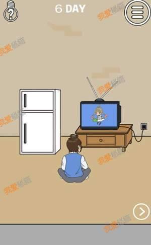 《妈妈不让我看电视》第六关图文攻略