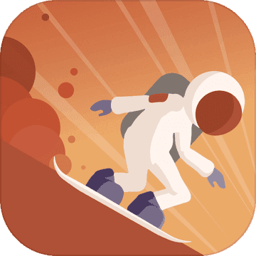 Mars Surfing