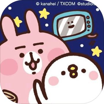 P助&兔兔 发射吧火箭