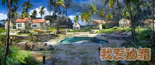 明日之后新地图圣托帕尼海岛曝光内容介绍
