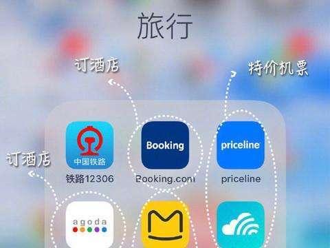 旅行必备app合集