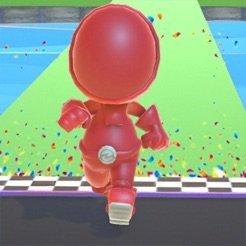 有趣的喷气背包比赛3D