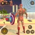 我是美国队长