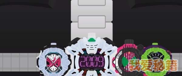 假面骑士雷霆黄蜂变身模拟器图4