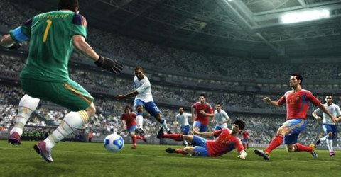 刺激的足球運動游戲合集