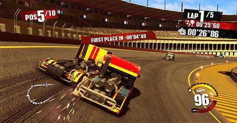 卡車競速游戲合集