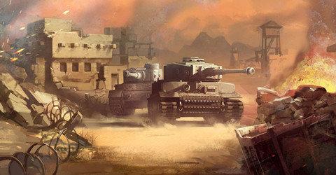 坦克射击游戏合集