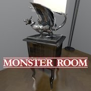 逃脱游戏怪物室