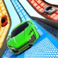 極限坡道賽車特技賽