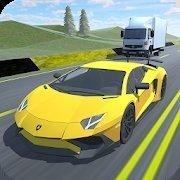 快速汽车驾驶模拟器