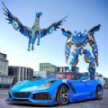 独角兽机器人汽车飞马