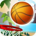扣篮拍篮球