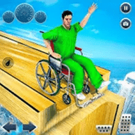 疯狂轮椅挑战赛