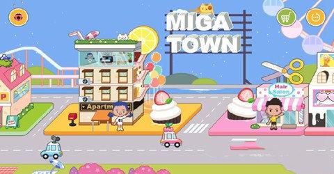 米加小镇系列游戏大全