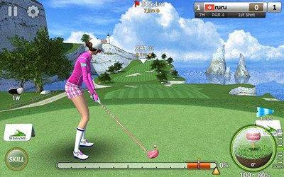 好玩的高爾夫運動游戲