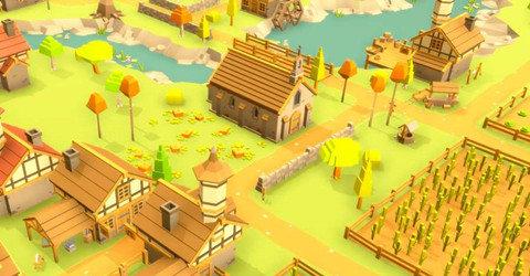 建設家園的手機游戲