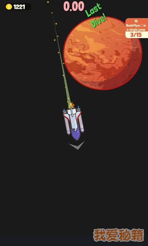 飛向宇宙的潛水艇圖1
