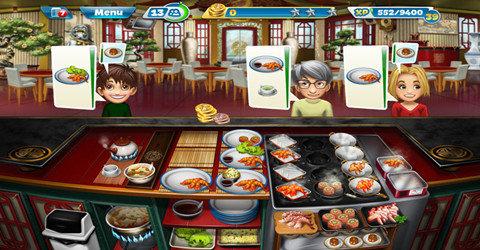 好玩的餐廳經營類游戲