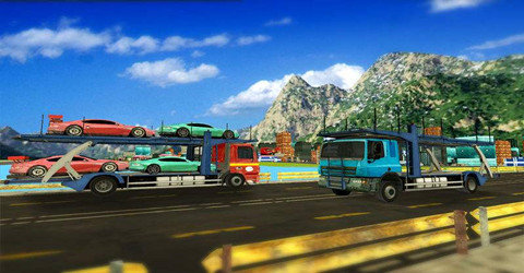 好玩的卡車運輸類游戲