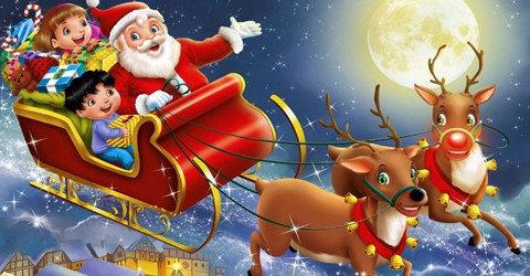 和圣誕節有關的益智游戲
