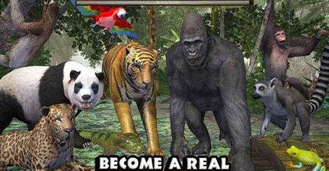 好玩的動物模擬類游戲